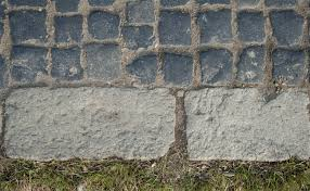 stone brick sidewalk with stone curb download free textures