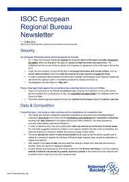 european regional bureau newsletter u2013 26 may 02 june 2017