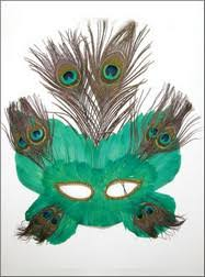 feather masks feather masks traditional mardi gras feather masks from by