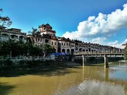 movie town chikan old movie town kaiping guangdong visions of travel