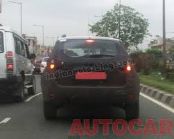 nissan terrano india pics nissan terrano spotted testing in chennai edit now unveiled