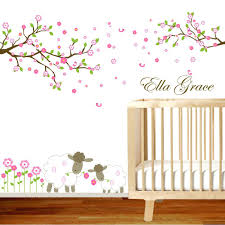 Best Wall Decals For Nursery Etsy Wall Decals Nursery Articles With Wall Decals Nursery Tree