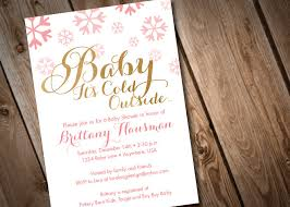 sugar and spice baby shower diy printable baby it s cold outside baby shower