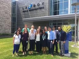 La Z Boy Austin Top by La Z Boy Salaries Glassdoor