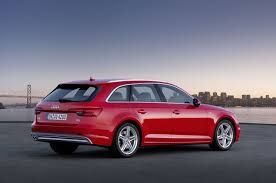audi wagon 2015 2017 audi a4 revealed with lighter weight evolutionary design