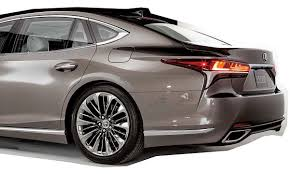 all new lexus ls luxury introducing the all new 2018 lexus ls 500 u0026 ls 500h page 13