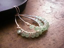 teardrop chandelier earrings kantalai wrapped chandelier earrings tutorial handmade by