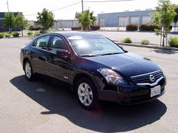 2007 nissan altima hybrid information and photos zombiedrive