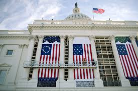 American Flag House Tea At The White House When Tradition Tops Partisanship