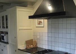 installer une hotte de cuisine installer une hotte aspirante décoration