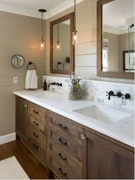 Bathroom Furniture Oak Oak Vanity Bathroom Houzz