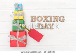 ribbon with words above gift boxes ribbon words stock photo 754509109