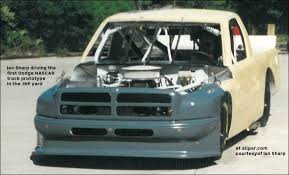 dodge truck racing creating chionship winning nascar dodge truck chassis