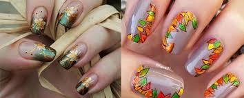 autumn nail art trends u0026 ideas fabulous nail art designs