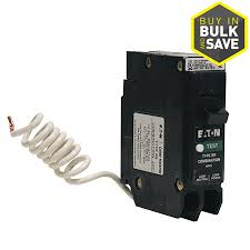 shop eaton type br 15 amp 1 pole combination arc fault circuit
