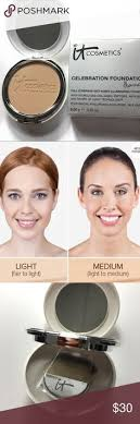 it cosmetics celebration foundation light it cosmetics celebration foundation illumination cosmetics and