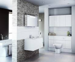 White Gloss Bathroom Furniture Bathroom Furniture Waterfalls Showroom