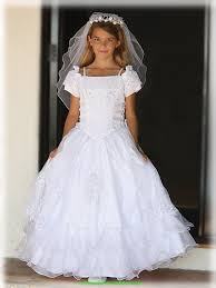 dresses for communion communion white embroidered organza communion dress