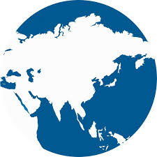 globe with asia swf vector graphic for prezi prezi templates free
