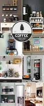 home barista kitchen coffee station ideas and designs home tree