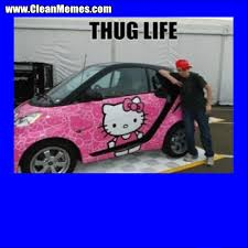 Hello Kitty Meme - hello kitty thug life clean memes the best the most online