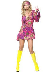 women costume 1960s and hippie costumes for women costume craze