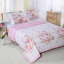 Girls Patchwork Bedding by Floral Summer Quilts Pink Bedding For Girls Handmade Patchwork