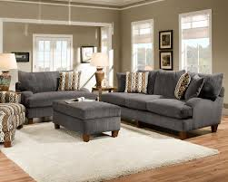 living room alluring living room ideas with gray sectional sofa