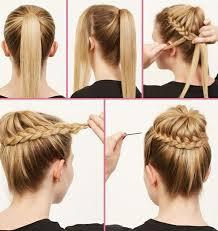 Hochsteckfrisurenen Glattes Haar by Hochsteckfrisuren Selber Machen 58 Anleitungen Für Effektvolle
