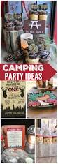 681 best party boy theme images on pinterest camping parties
