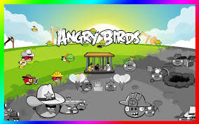 angry birds coloring pages for children angry birds coloring