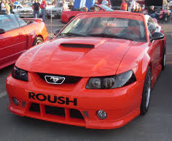2004 mustang models a brief history of the roush mustang