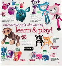 zoomer kitty black friday toys r us toy book 2016 thrifty momma ramblings part 28