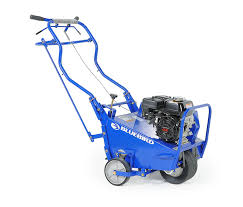 424 lawn aerator bluebird turf care equipment