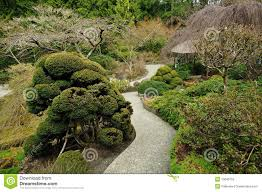 winter japanese garden royalty free stock photo image 13045755