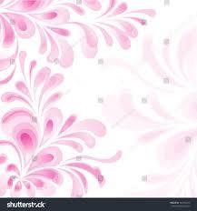 Background Invitation Card Floral Purple Background Wedding Invitation Card Stock Vector