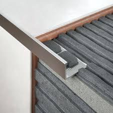 tile edge trim tile trims flooring supplies throughout metal trim design black metal tile edge trim