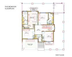 Palm Jumeirah Floor Plans by Bloomingdale Villa Floor Plans U2013 Dubai Sports City Off Plan