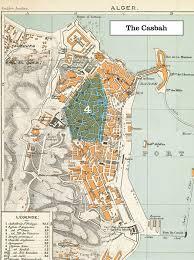 Boston Map 1770 by Map Of Algiers Casbah 1888 Algeria Map Algiers Interesting