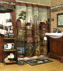 primitive country bathroom ideas romantic country bathroom accessories decorating clear at primitive