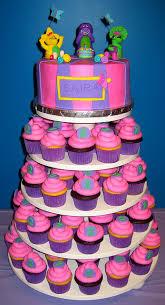 Diy Barney Decorations Barney Party Food Ideas Party Ideas Pinterest Barney Party