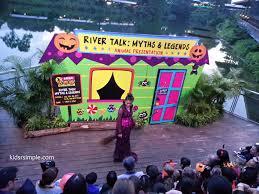 Halloween Music Light Show by Safari Boo Trick Or Treat At River Safari Kids U0027r U0027 Simple