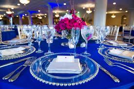 royal blue wedding royal blue and fuchsia wedding in washington dc by dht