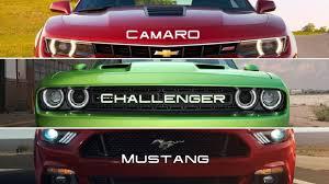 mustang vs challenger vs camaro challenger vs camaro vs mustang thinglink