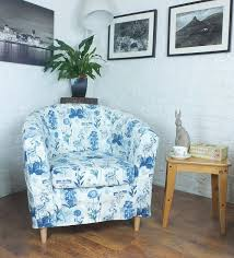 ikea tullsta tub chair cover in beautiful by hipicainteriors