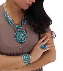 jewelry necklace turquoise images Turquoise jewelry silvertribe jpg