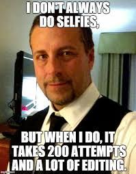 Meme Selfie - selfie imgflip