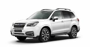 Forester 2 5i Premium Subaru Of New Zealand