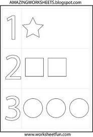 printable worksheet for 3 year olds shapes colors printable worksheet worksheets shapes and math