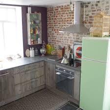 cuisine avant apr鑚 exemple de cuisine repeinte cuisines repeintes on decoration d